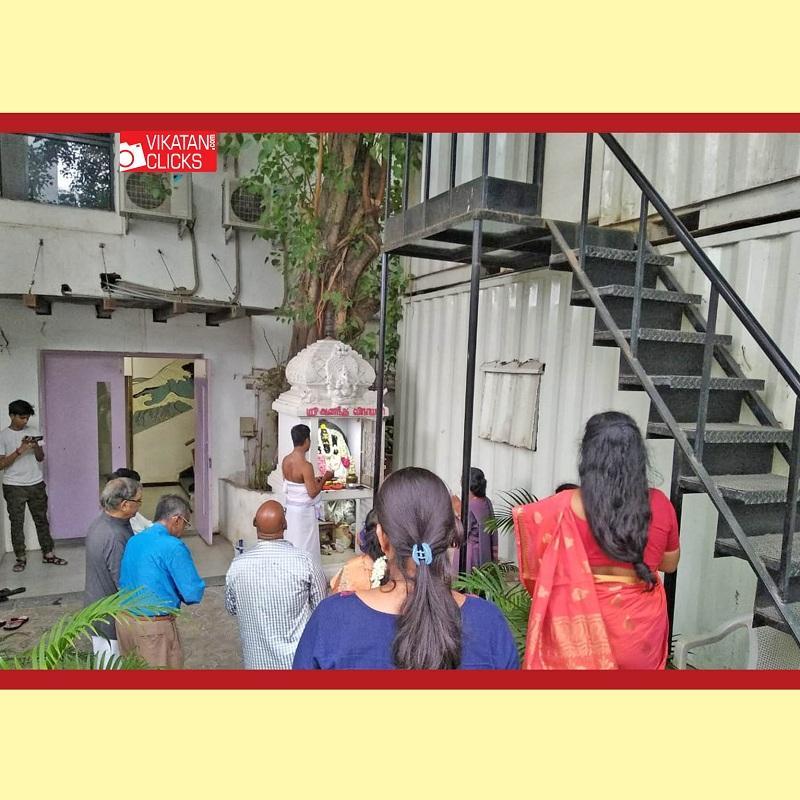 சக்தி யாத்திரைக் குழுவினர்