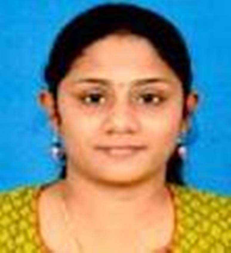 உணவியல் நிபுணர் சங்கீதா நடராஜன்