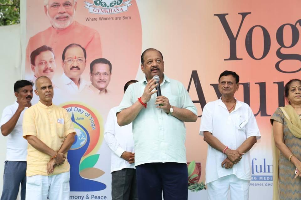 பாஜக எம்பி