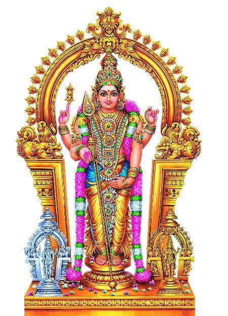 திருச்செந்தூர் முருகன்