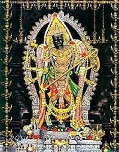 அகோர மூர்த்தி திருவெண்காடு