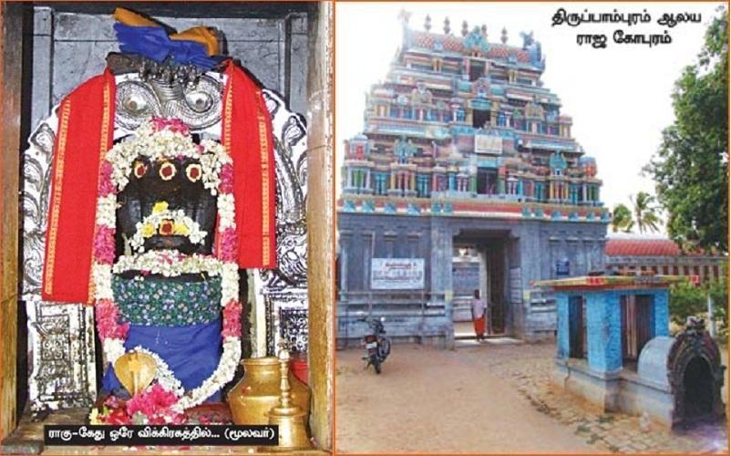 திருப்பாம்புரம் கோயில்