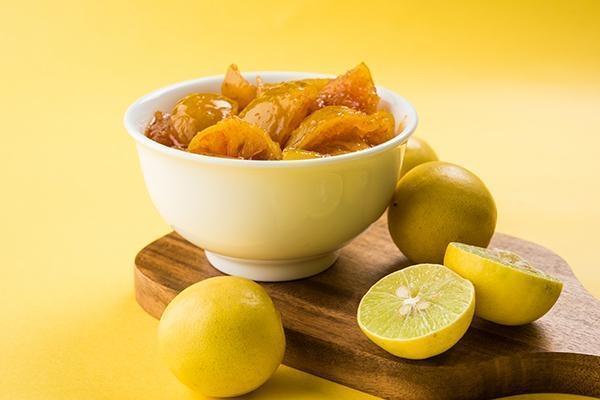 lemon peel medicine