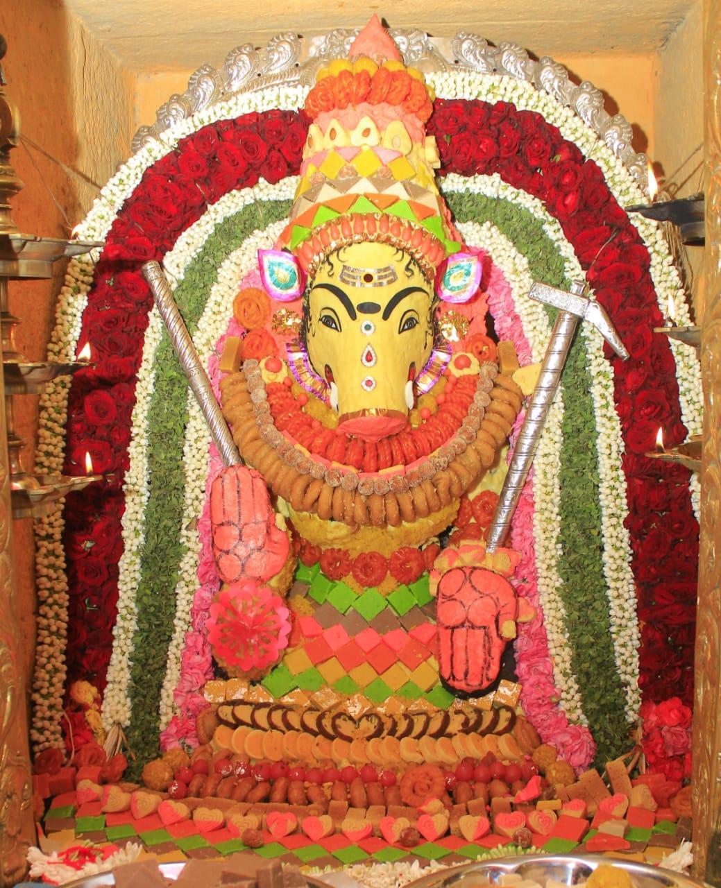 வாராஹி அம்மனுக்கு ஆஷாட நவராத்திரி பெருவிழா