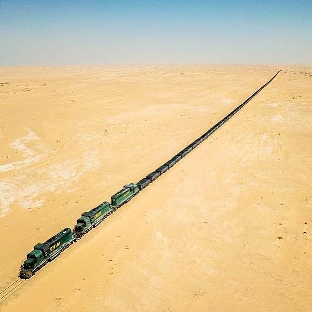 Sahara train