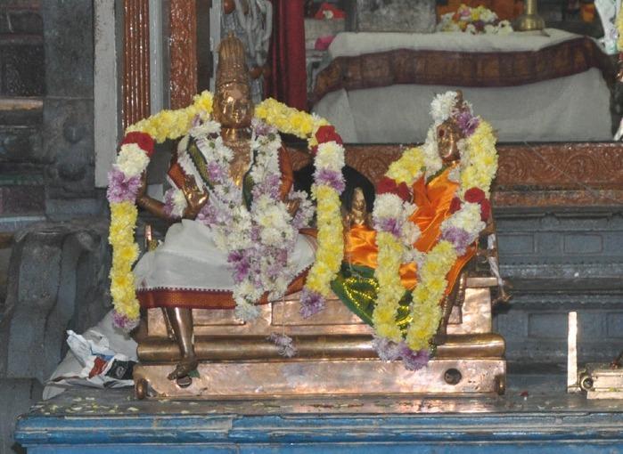 சோமாஸ்கந்தர் உற்சவர் சிலை, ஏகாம்பரநாதர் கோயில்
