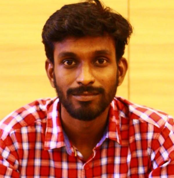 வாலிபர் விக்னேஷ்