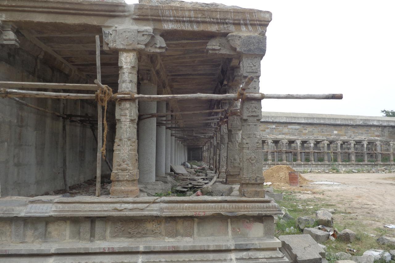 காஞ்சிபுரம் ஏகாம்பரநாதர் கோயில் இரட்டைத் திருமாளிகை