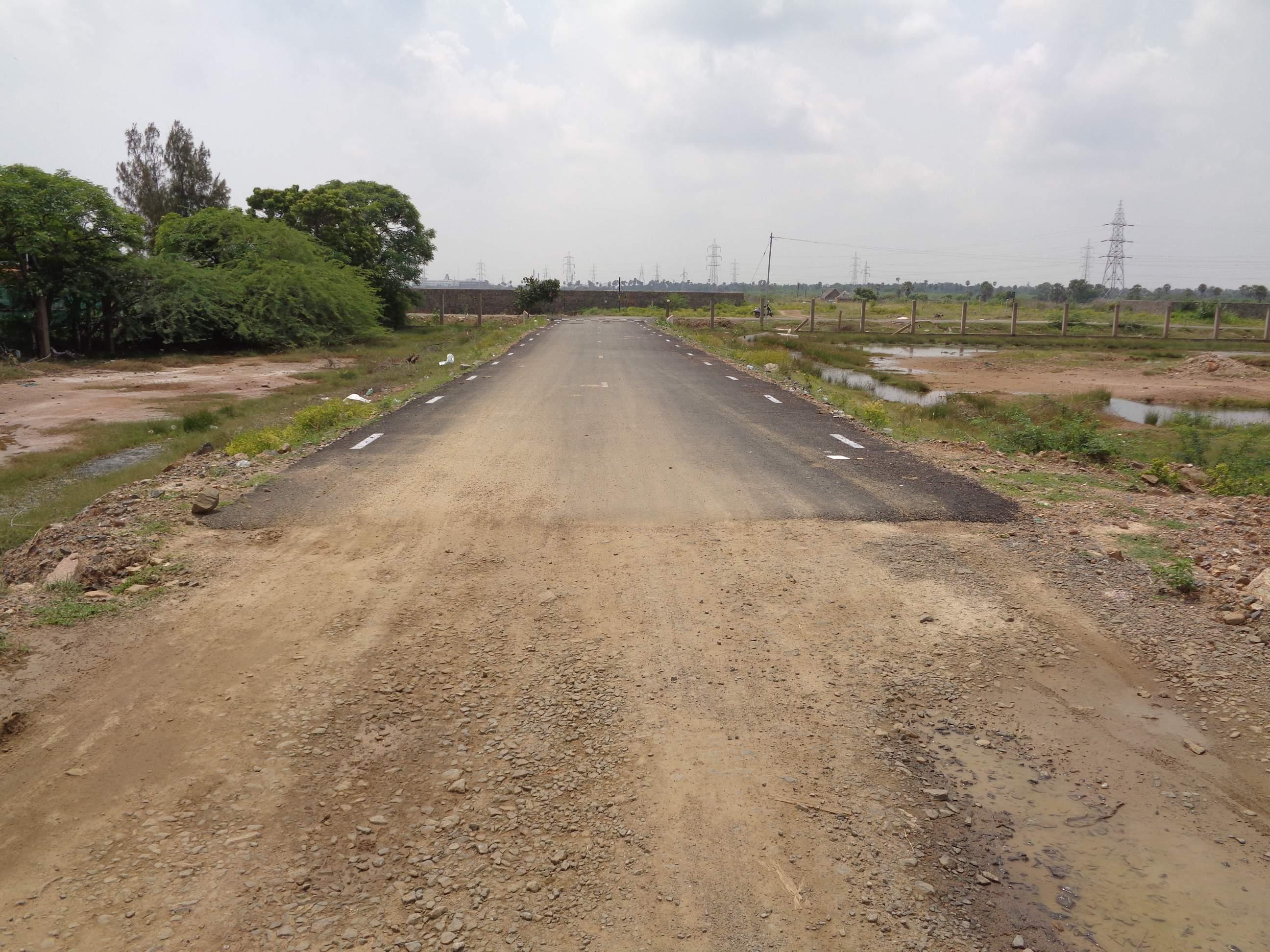 திருப்போரூர் கந்தசாமி கோயில் நிலம்