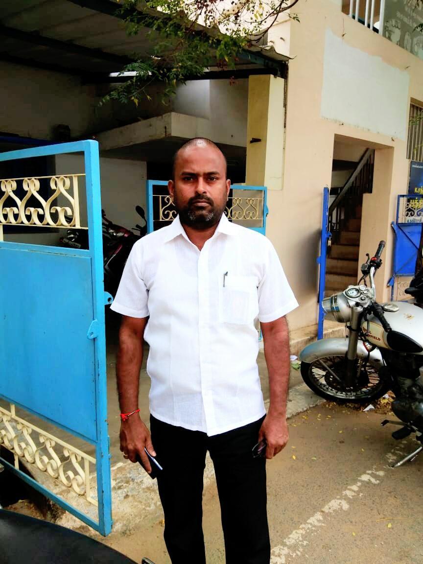 வழக்கறிஞர் ஈஸ்வரமூர்த்தி