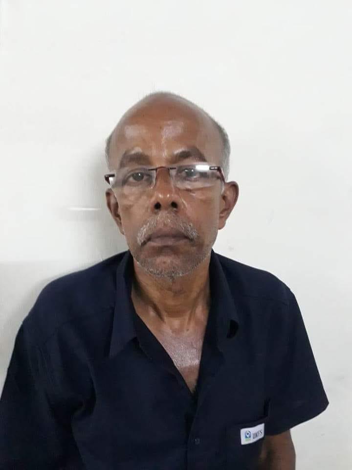 மாணவி விவகாரத்தில் கைதான ரவிக்குமார்