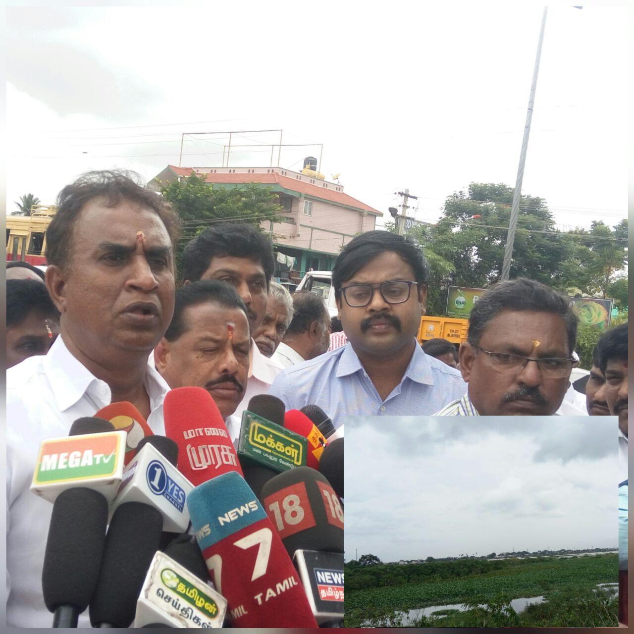எஸ்.பி.வேலுமணி