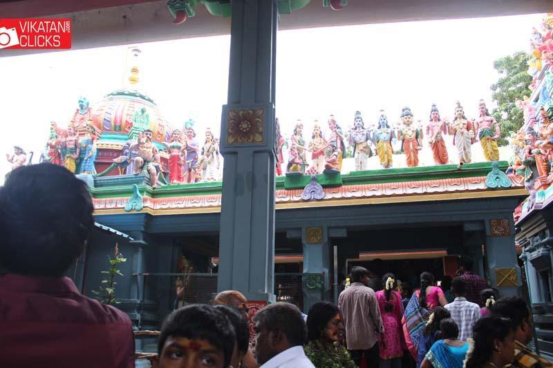 பெரியபாளையம் முருகர் சந்நிதி
