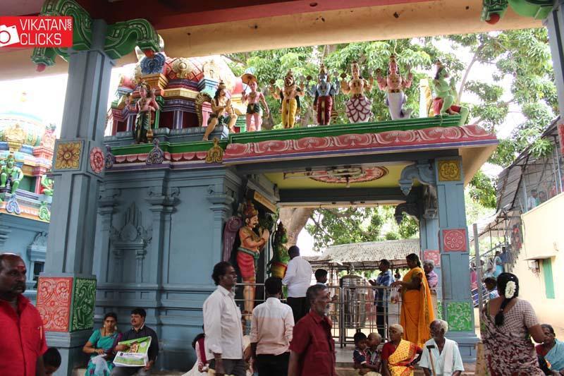 பெரியபாளையம் பெருமாள் சந்நிதி