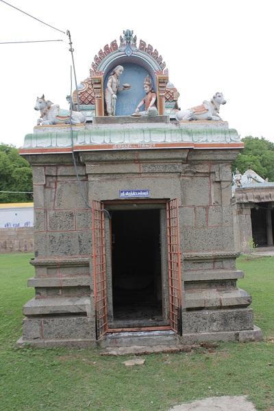 திருக்கச்சூர் சந்நிதி