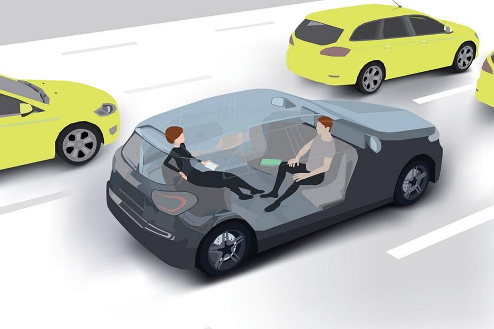 Driver less Cars