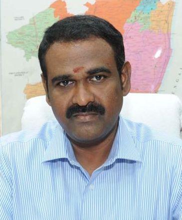 காஞ்சிபுரம் மாவட்ட ஆட்சியர் பொன்னையா