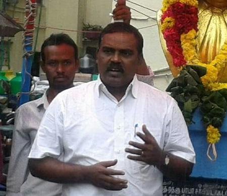 சாமுவேல் ராஜ்