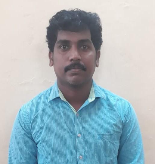 கைதான குமரேசன்