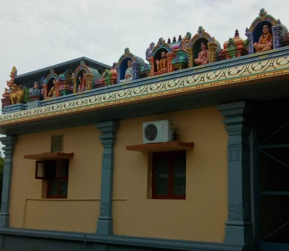 அப்துல்கலாம் சிலை, மலைவையாவூர் தியான மண்டபம்