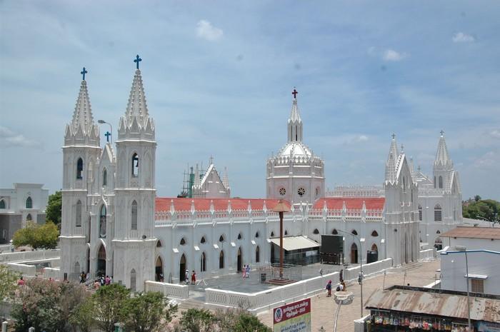 வேளாங்கண்ணி கோயில்
