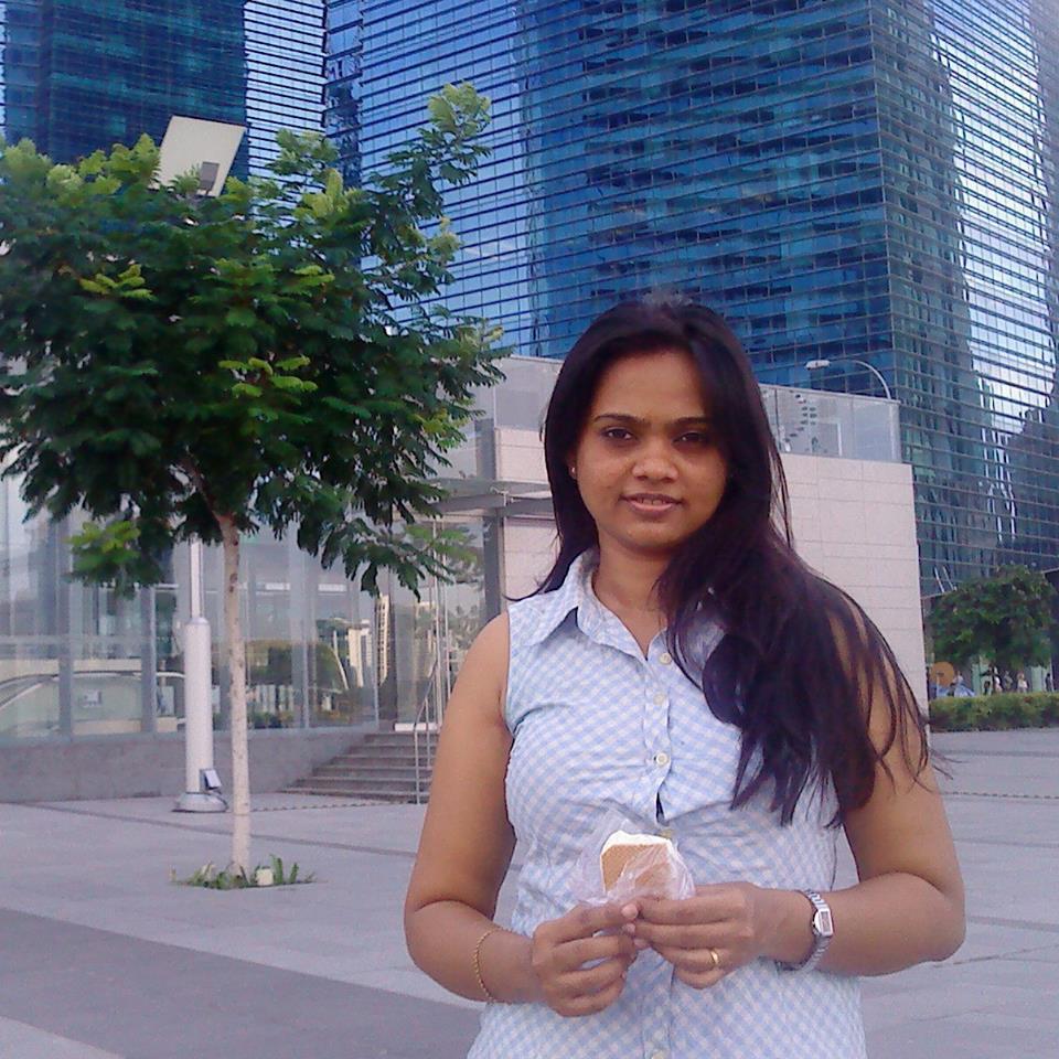 தொகுப்பாளினி அனிஷா