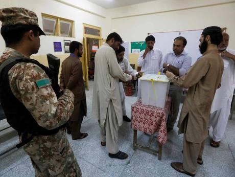பாகிஸ்தான் தேர்தல் 2018