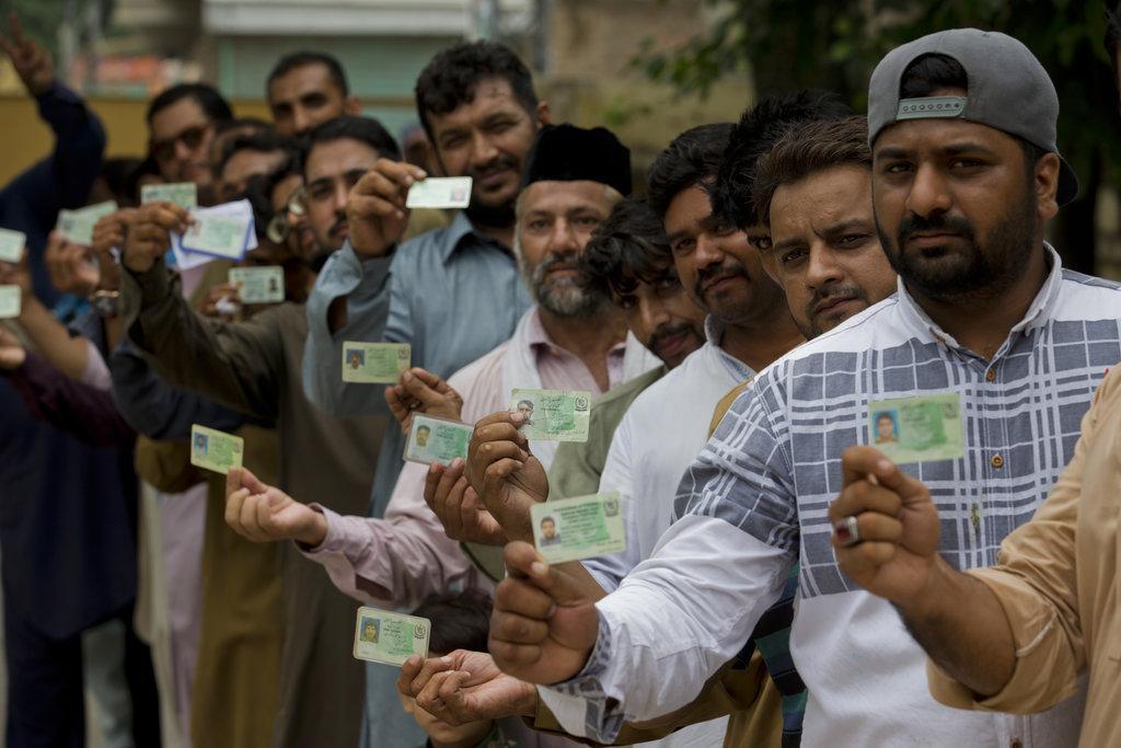 பாகிஸ்தான் தேர்தல்