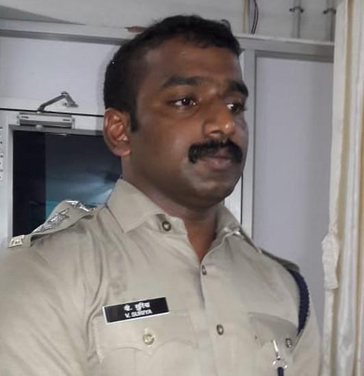 போலி ஐபிஎஸ் அதிகாரி மணிகண்டன்