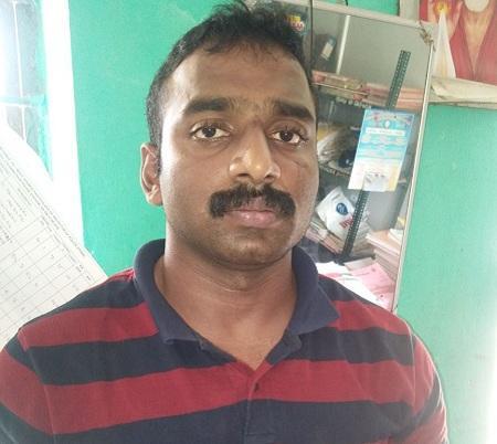 பாலமணிகண்டன், போலி அதிகாரி