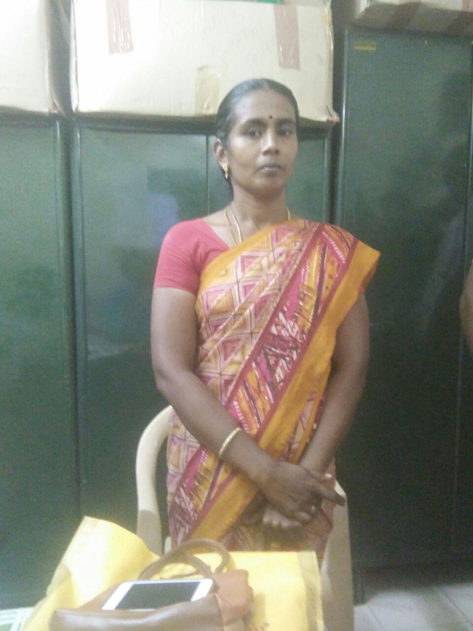 சிவகாசிப் பெண்
