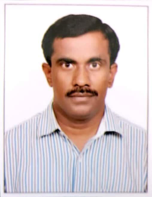சுபாஷ், ரத்தவியல் துறைத்தலைவர்