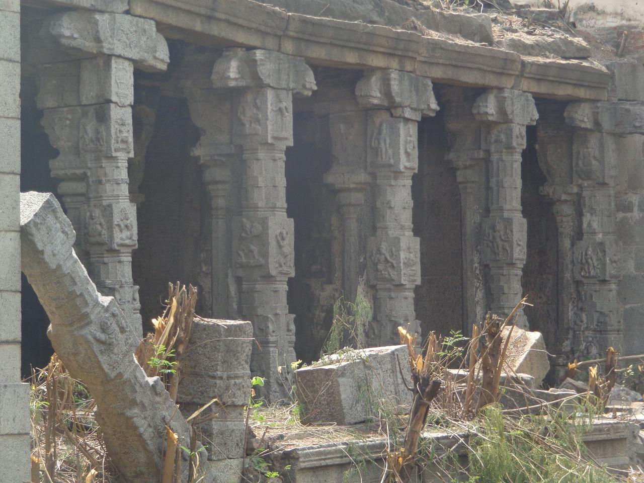 இரட்டைத் திருமாளிகை, ஏகாம்பரநாதர் கோயில், காஞ்சிபுரம்