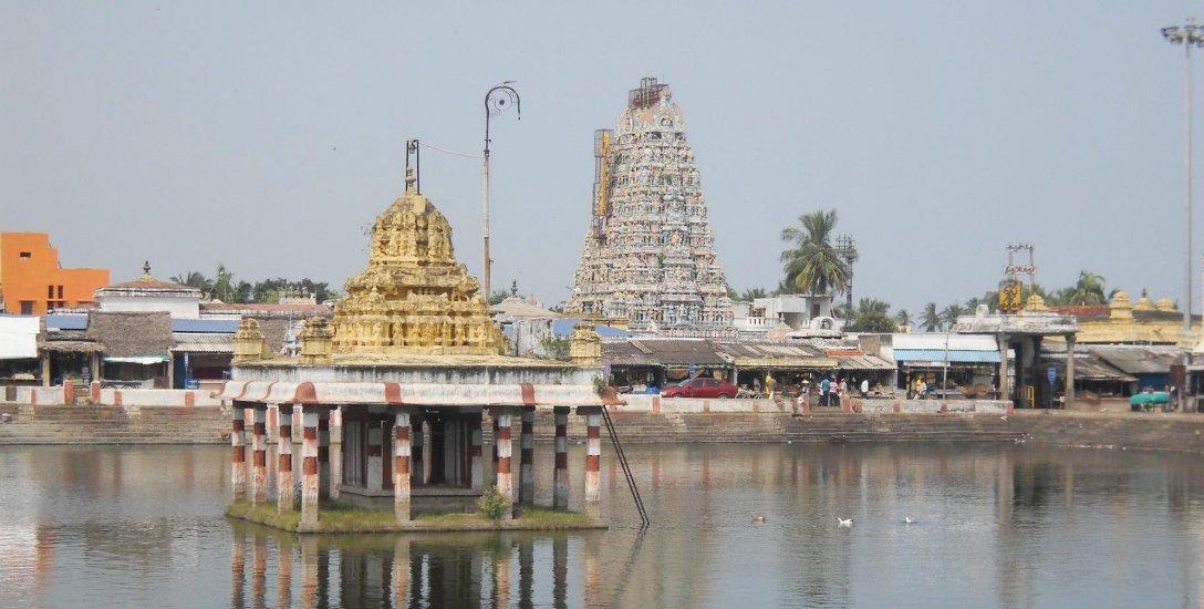 திருப்போரூர் கந்தசாமி கோயில் நிலம் மீட்பு... அம்பலமான தனியார் நிறுவன நிலமோசடி!