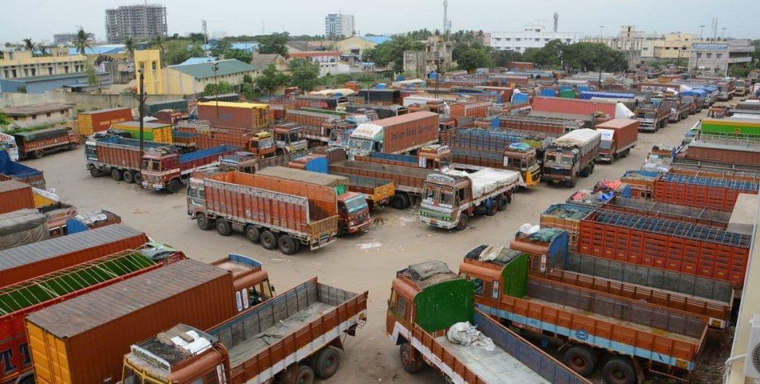 லாரி ஸ்ட்ரைக் - காய்கறிகள் விலை உயர்வு அபாய அலாரம்! #LorryStrike
