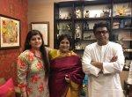 ராஜ் தாக்கரேவுடன் லதா ரஜினிகாந்த் திடீர் சந்திப்பு!