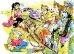 இறந்த பின் உயிருடன் மீண்ட அர்ஜுனன்... மகாபாரதக் கதை #Mahabharat