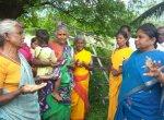 8 வழிச் சாலையால் பாதிக்கப்பட்ட மக்களிடம் கருத்துக் கேட்ட பாலபாரதி கைது..!