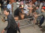 பாகிஸ்தான் தேர்தல் பிரசாரக் கூட்டத்தில் தற்கொலைப் படை தாக்குதல்: 12 பேர் பலி!