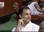 `ராகுல்காந்தி கண்ணடித்ததை நாடே பார்த்தது' - மோடி!