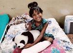 ``டிரைவர் மாமாவை விட்டுருங்க..!'' - விபத்தில் சிக்கிய 6 வயது சிறுமியின் பேரன்பு