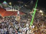 ஏர்வாடி தர்கா சந்தனக்கூடு திருவிழா கொடியேற்றம் - ஆயிரக்கணக்கான பக்தர்கள் திரண்டனர்!