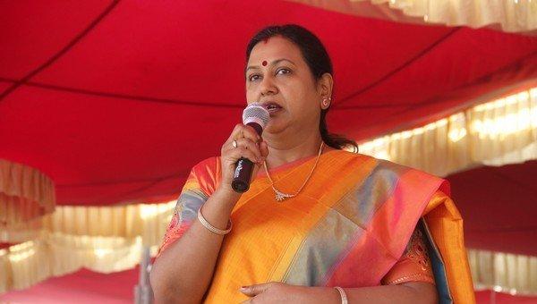 8 வழிச்சாலை குறித்து பொதுமக்களிடம் கருத்து கேட்க வேண்டும்..! பிரேமலதா விஜயகாந்த் கோரிக்கை