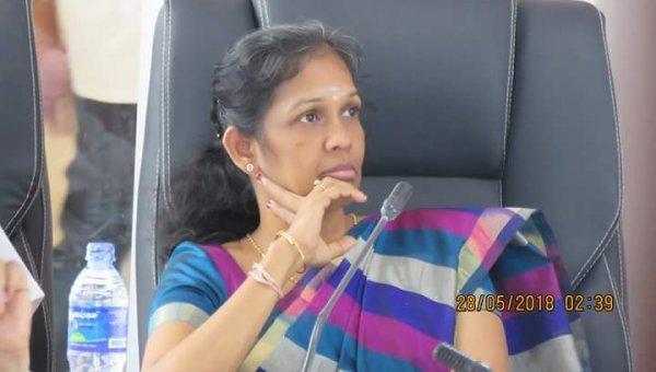 ''அமைச்சர் பதவியை ராஜினாமா செய்தது ஏன்..?'' விஜயகலா மகேஸ்வரன்விளக்கம்