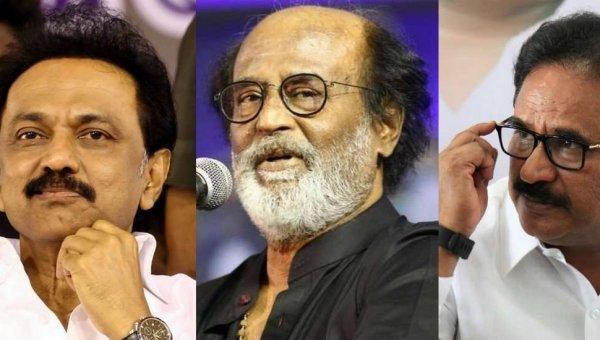 '5 சீட்டுக்காக ஸ்டாலினிடம் போவதைவிட, ரஜினி மேல்!'- ராகுல் சிக்னலுக்காகக் காத்திருக்கும் காங்கிரஸ் தலைவர்