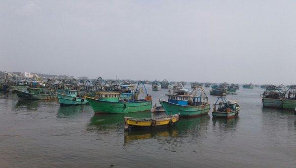தஞ்சை மாவட்ட மீனவர்கள் 7 பேர் இலங்கைக் கடற்படையினரால் சிறைப் பிடிப்பு!