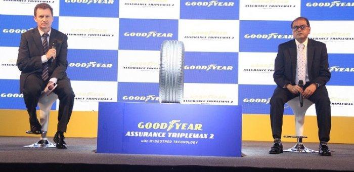 மேம்படுத்தப்பட்ட Assurance TripleMax 2 டயர்களை அறிமுகப்படுத்தியது Goodyear!