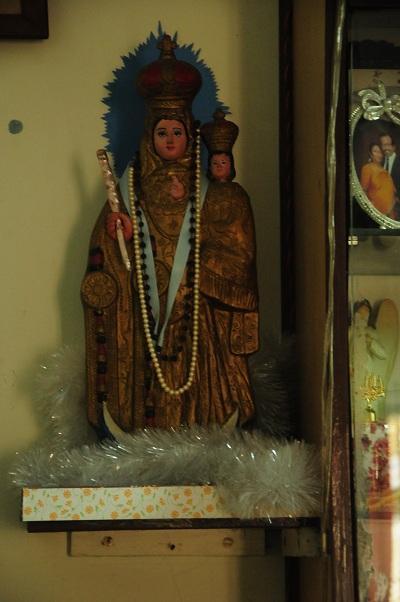 வேளாங்கண்ணி சிலை