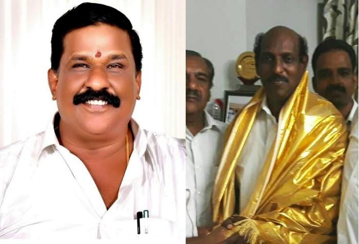 எஸ்.ஏ.அசோகன்- ஜாண் தங்கம்