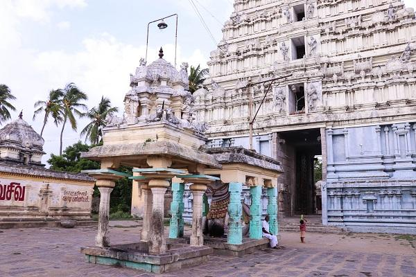திருவாமாத்தூர் அருள்மிகு அபிராமேஸ்வரர்